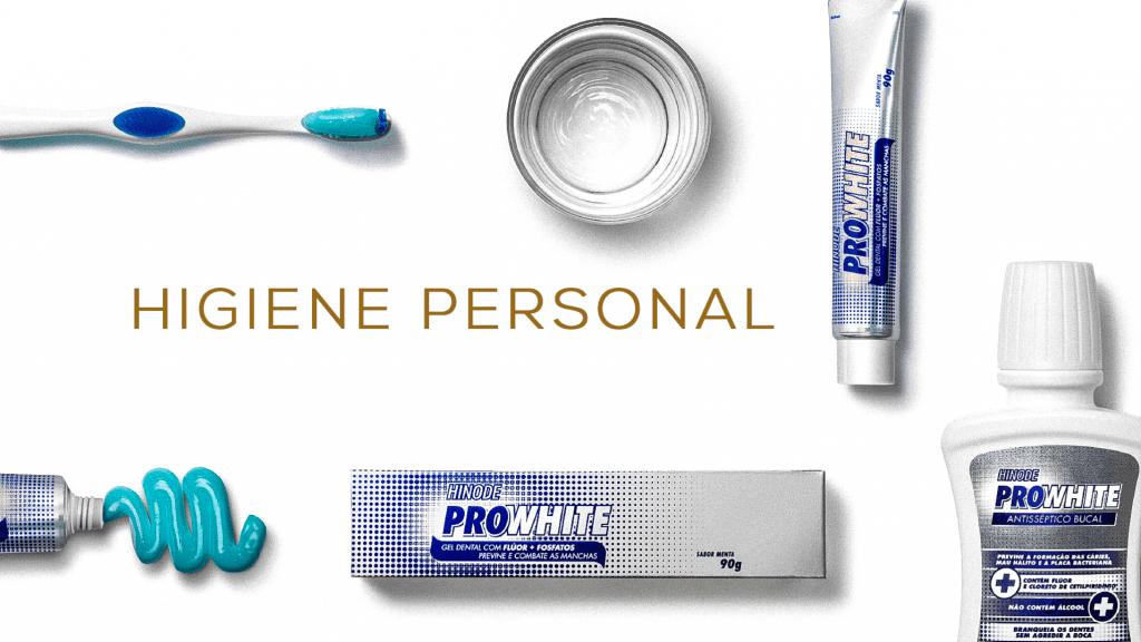 Higiene personal Grupo Hinode