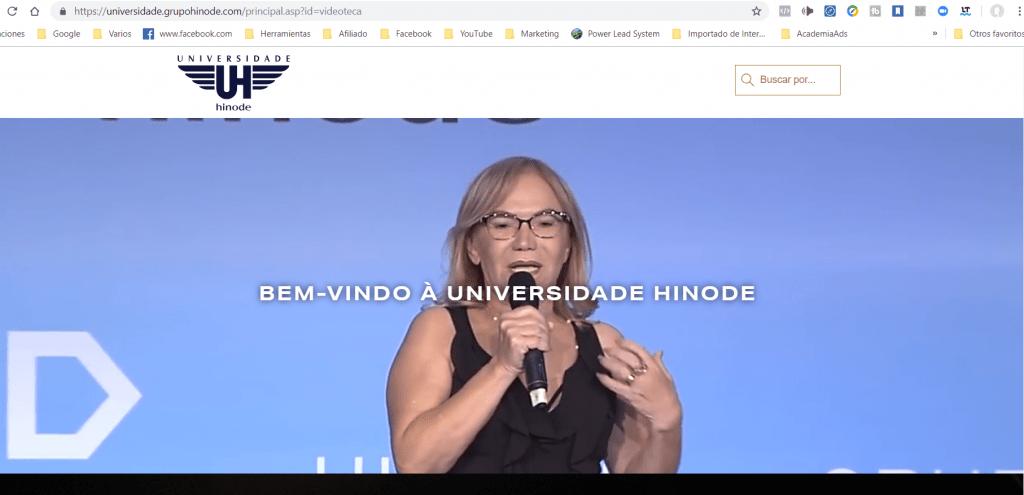 El negocio que puedes hacer universidad Hinode